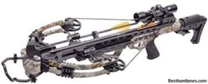 Camo country hunting heat 415 Gods crossbow scope ( Adoptable features )