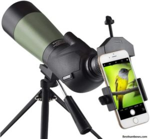 Gosky 20- HD spotting scope and tripod ( perfect designing )