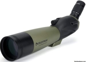 Ultima 80 angled Celestron–spotting Scope ( Durable )