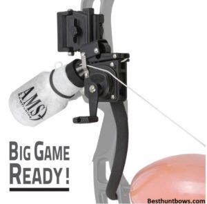 AMS Bowfishing Big Game Retriever Pro Bow