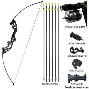 Archery D&Q Recurve Bowfishing Bow