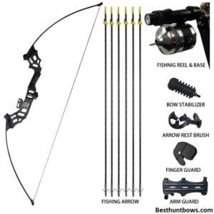 Archery D&Q Recurve Bowfishing Bow