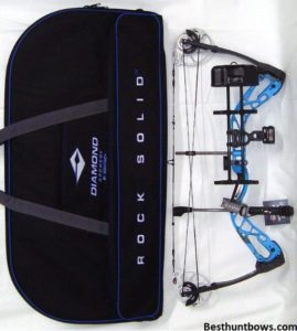 Blue Blaze SB-1 Diamond Edge Compound Bow (Durable)