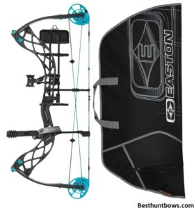 Carbon Knockout Diamond Compound Bow (Classic Bow)