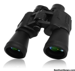 Clear 10x50 Full-Size HD Powerful Hunting Binoculars (Stable Lens)