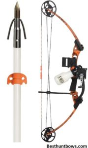 Hooligan AMS Bowfishing Kit Bow