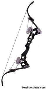 Nitro RPM Bowfishing Bow Black