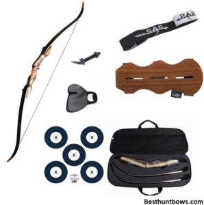 Southland Archery Supply SAS Sage Take Down Recurve Bow (Good in quality)